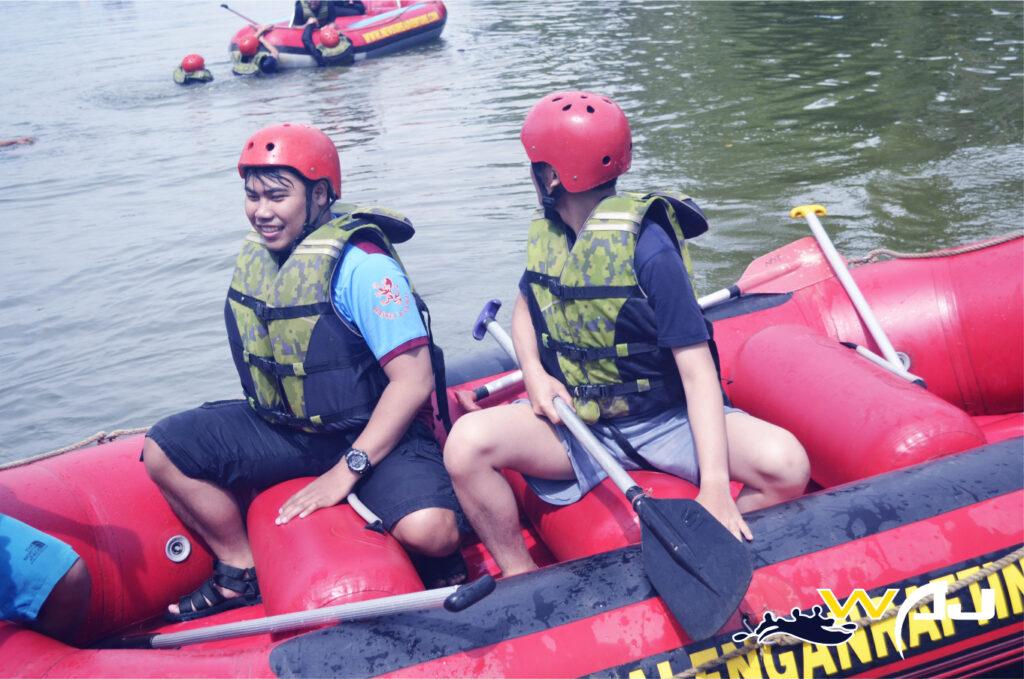 rafting pangalengan bandung