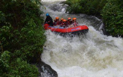 Rafting Pangalengan Situ Cileunca