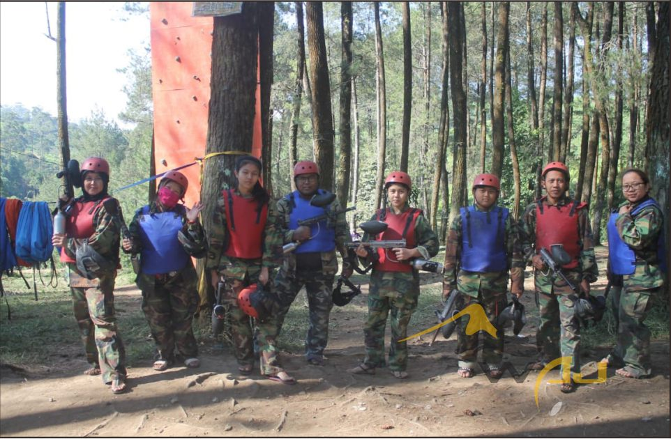 paintball pangalengan 2