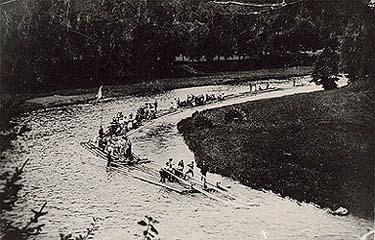 Sejarah Arung Jeram